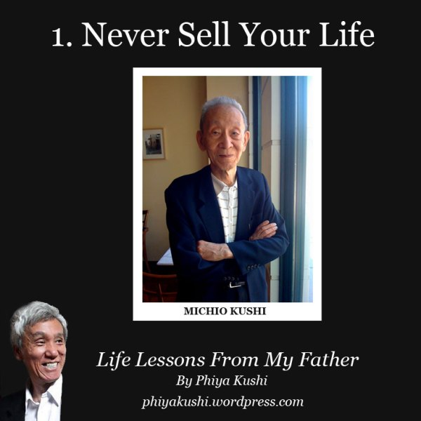 Never Sell Your Life