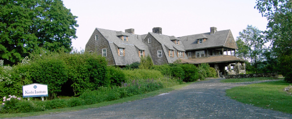 Kushi Institute Main House in Becket, MA