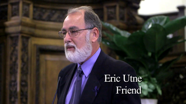 Eric Utne reminisces about studying with Michio