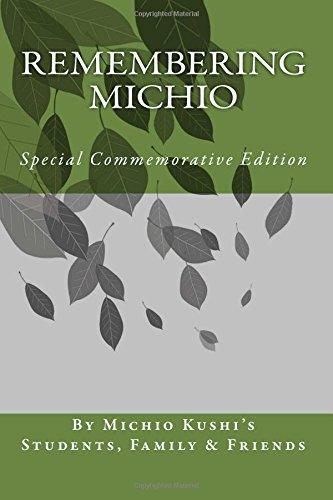 Remembering Michio